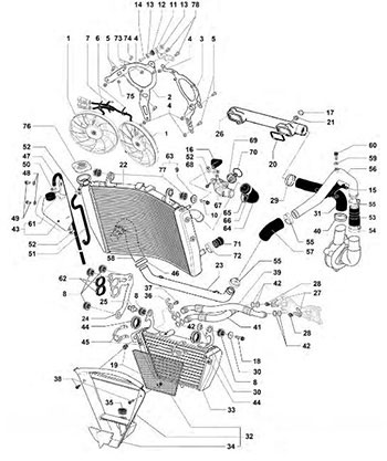 pieces Suz on ninja 250 wiring diagram