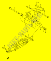 BIELLETTE DE SUSPENSION ARRIERE SUSPENSIONS/FREINAGE/ROUES 250 suzuki-moto BURGMAN 2005 DP002068