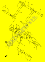 BIELLETTE DE SUSPENSION ARRIERE pour Suzuki DR 350 1996
