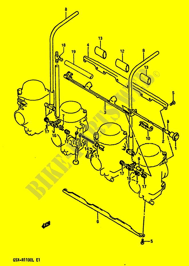 suzuki moto pieces origine id es d 39 image de moto. Black Bedroom Furniture Sets. Home Design Ideas