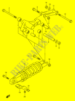 BIELLETTE DE SUSPENSION ARRIERE (MODELE Y) SUSPENSIONS/FREINAGE/ROUES 250 suzuki-moto BURGMAN 2000 DP065127
