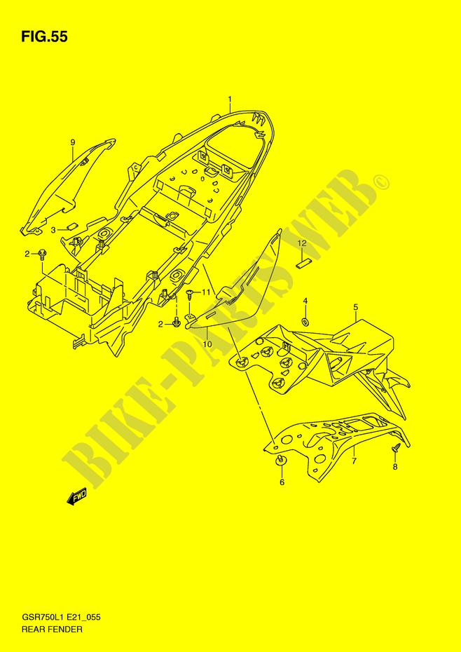 Remplacement Feux AR DP065528